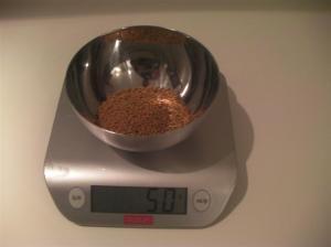 50 gr de semillas de mostaza
