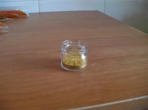 Polvo de cítricos