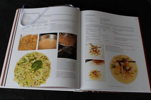 Modernist Cuisine at Home: página con recetas