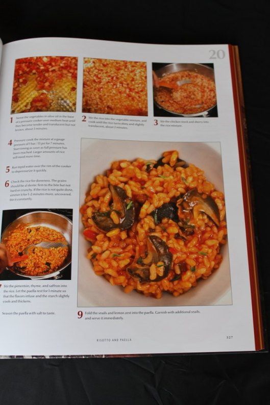 Modernist Cuisine at Home: Paella, no way!