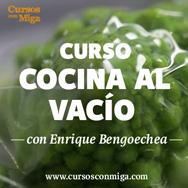 Curso de cocina al vacío online en Cursos con Miga